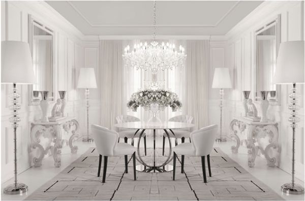 Hollywood Glam Furniture | ... as a result of the recent interest in the Hollywood Regency style