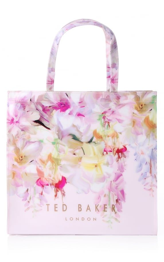 Ted Baker Womens Accessories hanging gardens large icon bag