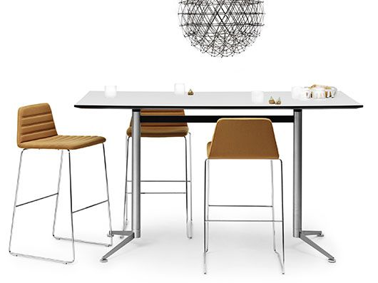 Supreme Table, made to measure top in specified material.