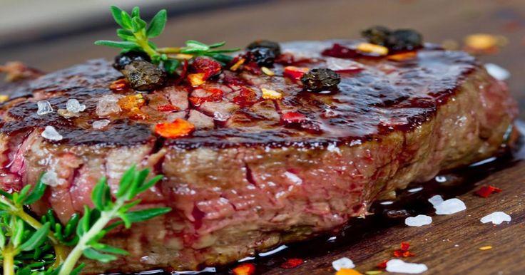 Une viande plus tendre et plus goûteuse! Parce qu'on bon steak, ça commence par une bonne marinade!