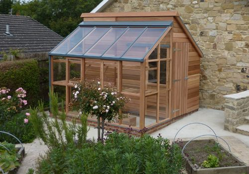 Greenhouse plans wood exotic greenhouse plans home and for House plans with greenhouse attached