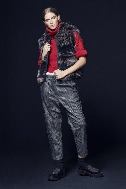 Brunello Cucinelli, о новой коллекции Брунелло Кучинелли, мода осень зима 2016 2017, модные коллекции 2016, осень зима 2016 2017 неделя моды, модные вязаные вещи, вязаный подиум (фото 1)