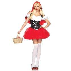 Disfraz de Caperucita Roja Traviesa