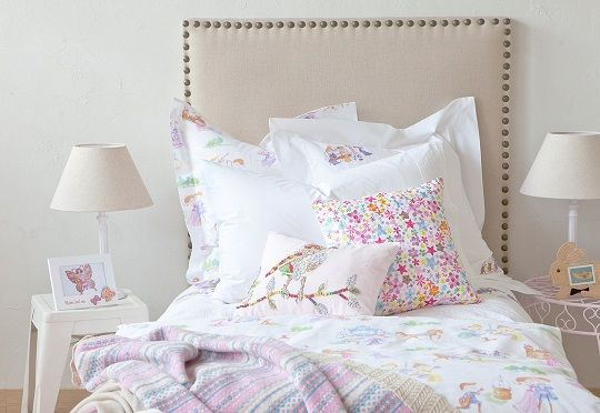 Ropa cama infantil zara home for Zara home bedroom ideas