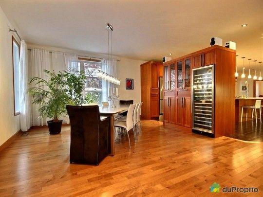 Superbe maison familiale avec piscine et jacuzzi à vendre à Sillery - Québec