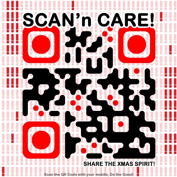 Scan and care!