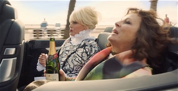 Joanna Lumley Outs Her Ab Fab Character: 'Patsy is Transgender' #LGBTQ