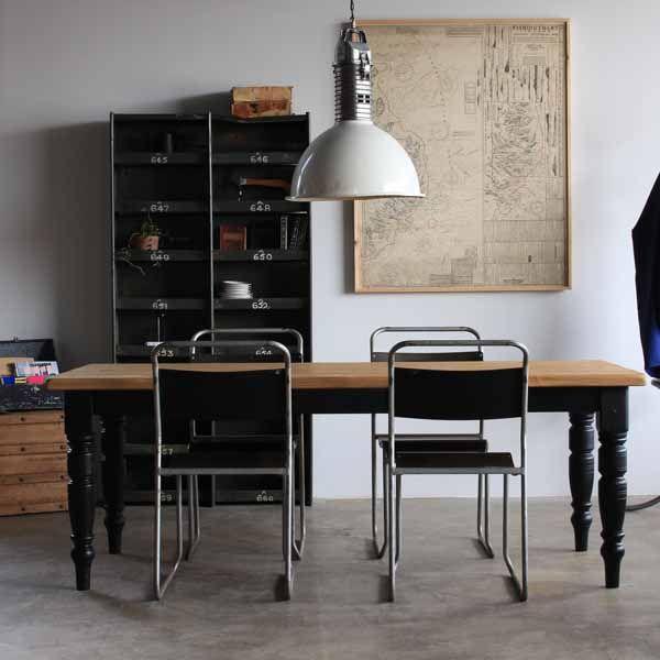 Vintage Industrial shelf インダストリアルシェルフ 北欧,英国ビンテージ・アンティーク・インダストリアル家具・照明 Blackboard(ブラックボード)/KARF(カーフ)