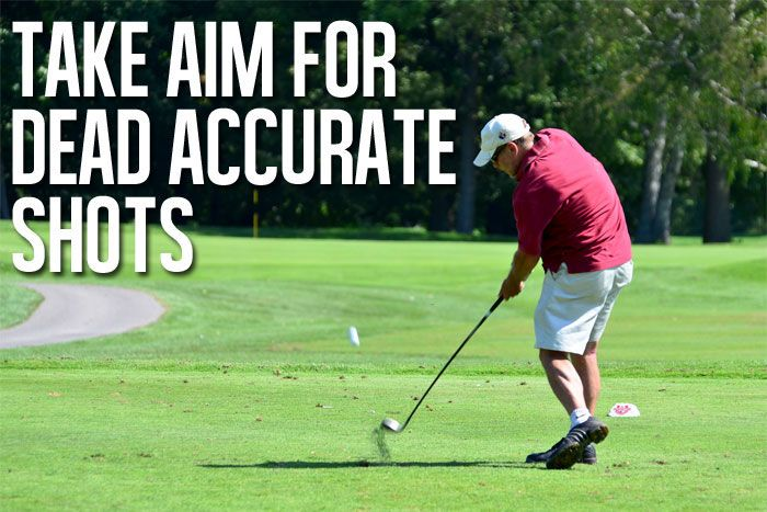 Golf is a target game, and just like any other target-based game, aiming is essential to your success in golf. Unfortunately, and oddly, many golfers completely ignore this part of the game. If you pay…