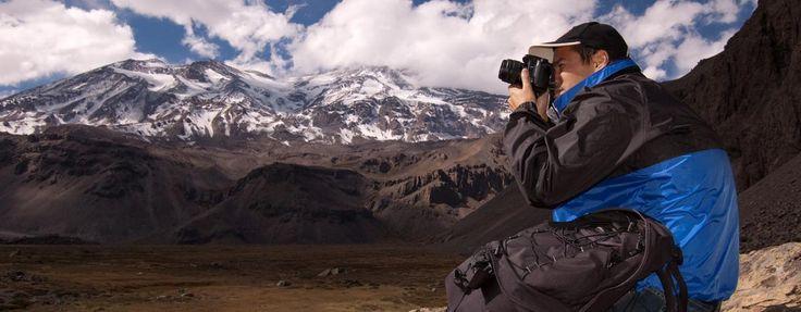 Taller de fotografía de paisajes