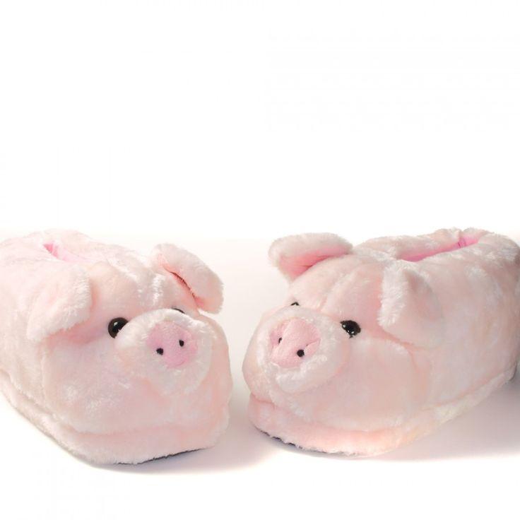 Chaussons animaux Cochon pour homme, femme et enfant - Sleeper'z