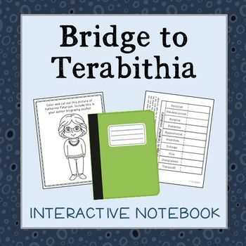 Bridge to terabithia book report worksheets