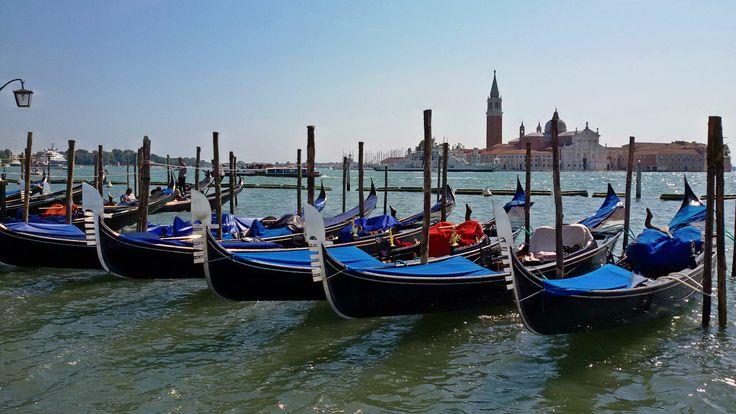 https://flic.kr/p/yekSid | 11 settembre 2015 (1) | venezia venice laguna lagoon gondola gondole