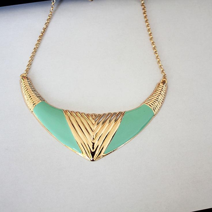 Mix minimum order $16,new arrival ox horn shape necklace on AliExpress.com. $2.20