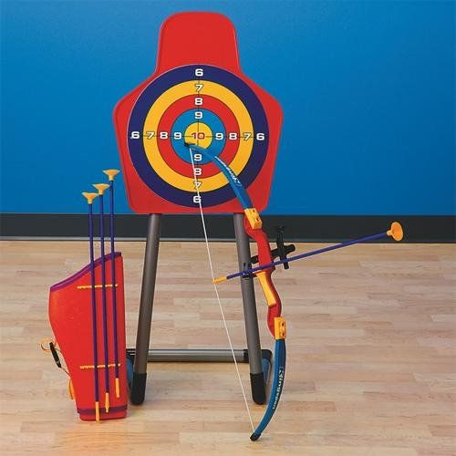 Skillbuilder Bow and Arrow Target Set at http://suliaszone.com/skillbuilder-bow-and-arrow-target-set/