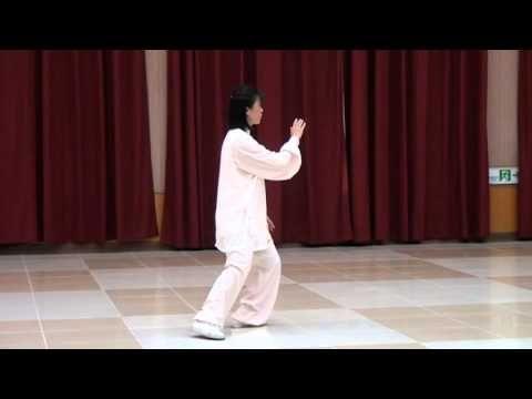 鄭子37式太極拳-北投社大-陳采惠老師