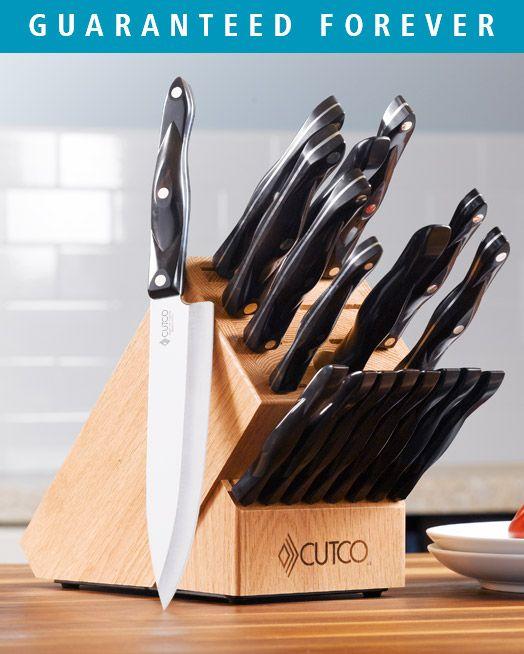 Cutco Cutlery Kitchen Knives Vector Marketing Cutco