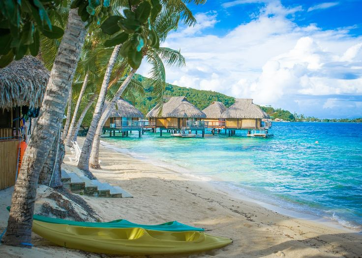 Sunny Bora Bora
