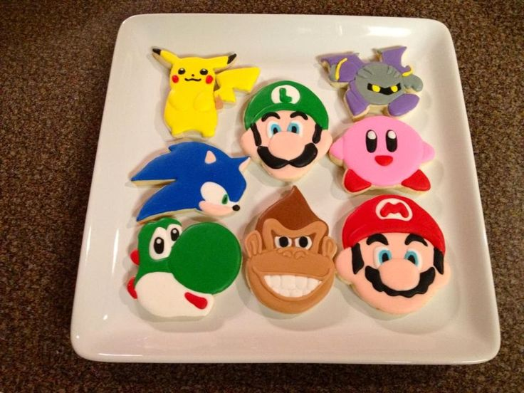 Popplio Birthday Cakes