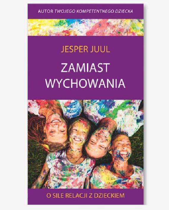 Najnowsza książkaduńskiego pedagoga i terapeuty rodzinnego o światowej renomie już dostępna w Polsce!
