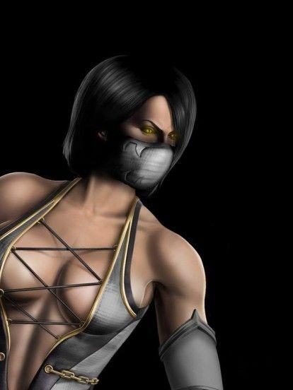 Unknown Mortal kombat character