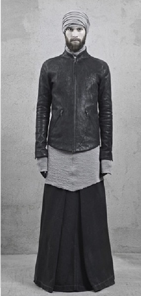 Long men skirt by #INAISCE — FW12/13