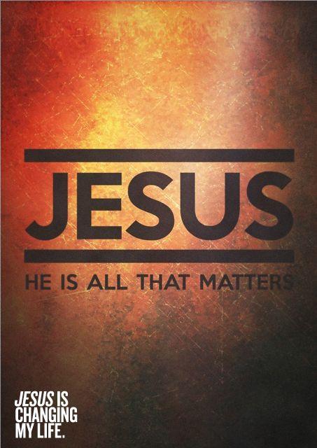 Jesus got a hold of my life & He won't let me go :) #Found ...