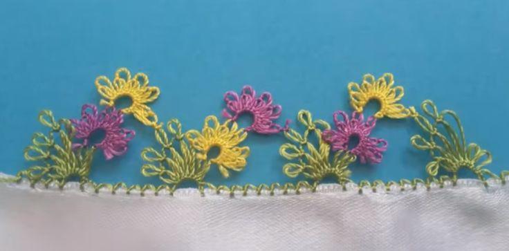 İğne oyası öğrenmek istiyorum diyen herkes için çok güzel çiçekli iğne oyası modelleri yapılışı hazırladık. Yazmalarınız çiçek açacak. Sesli, videolu ayrın