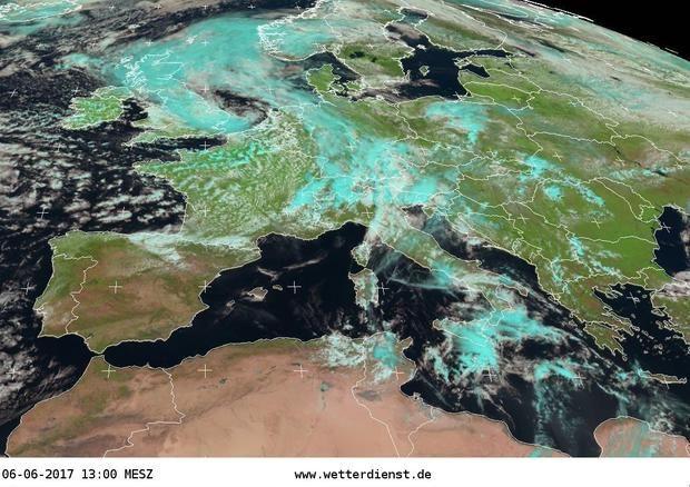 Satellitenbilder - Wetterdienst.de