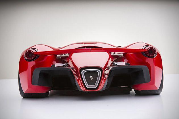 [Exóticos/Galeria] Ferrari F80 Supercar Concept