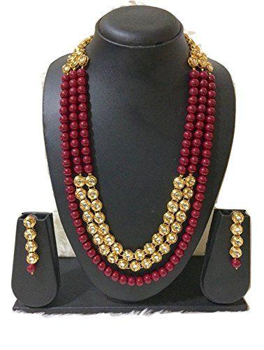 Ddivaa Indian Bollywood Wedding Wear Kundan Stone Faux Pe... https://www.amazon.com/dp/B076BG1KP7/ref=cm_sw_r_pi_dp_x_9.vbAbW9D2JNQ