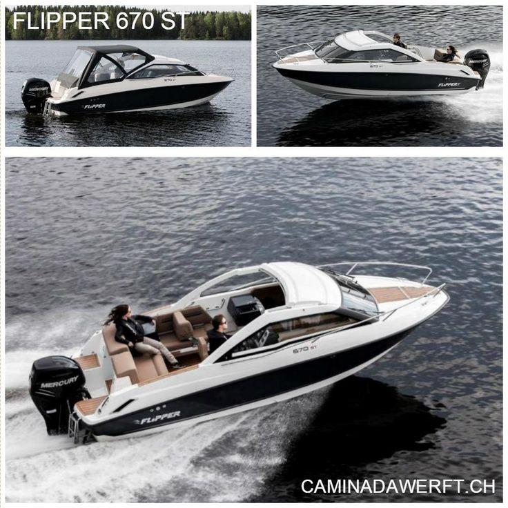Flipper 670 ST _______ Weitere Infos bei www.CaminadaWerft.ch Oder einfach über Telefon +41 (41) 340 40 14 C. Müsken  #flipperboats #motorboat #motorboot #schweiz #suisse #svizzera #luzern #basel #zürich #genf #geneva #vierwaldstättersee #zürisee #zürichsee #bodensee #speedboot #walensee #genfersee #lacleman #neuenburgersee #lacdeneuchatel #langensee #lagomaggiore #luganersee #lagodielugano #thunersee