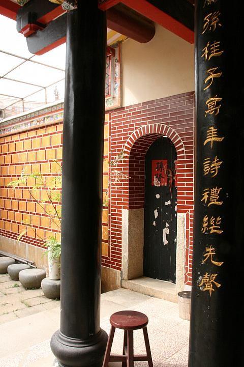石は当時中国から運んできたという台湾おすすめの観光スポット、金門。