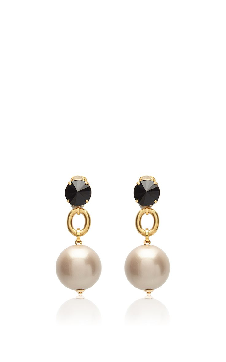 Find This Pin And More On Pearl Earrings