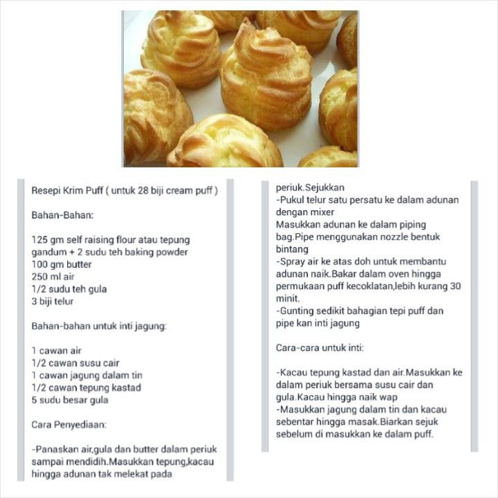 1000+ Images About Cream Puff On Pinterest