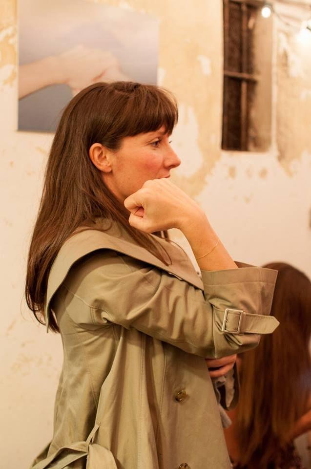 Victoria Cabello, L'Essenziale Atelier Vm at Wait and See. Evento Was sett. 14