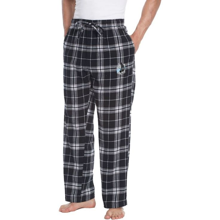 Concepts Sport Men's Minnesota United FC Flannel Pants, Size: Medium, Multi