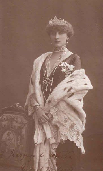 HM Queen Augusta Victoria of Portugal (1890-1966) née Her Serene Highness Princess Augusta Viktoria of Hohenzollern