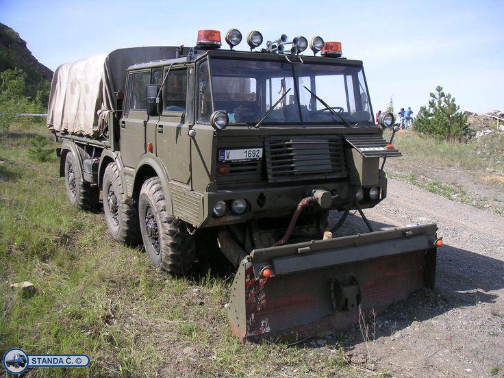 Tatra T813 TP 6x6 BZT