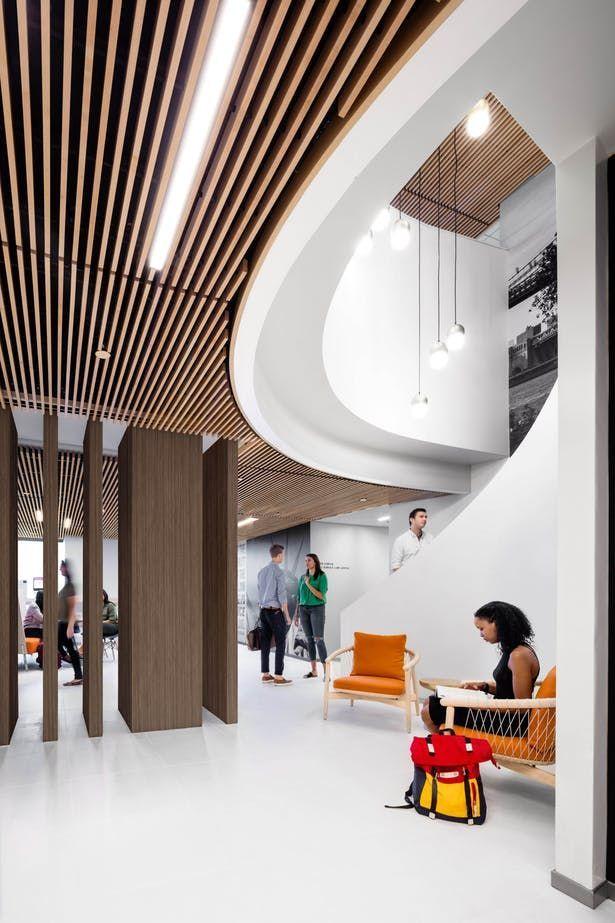 Brooklyn Law School Interior Design School Modern Architecture