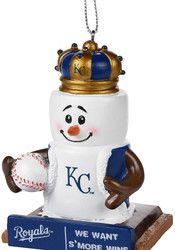 Kansas City Royals Thematic Smores Ornament