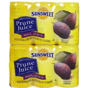 Sunsweet Juice Sunsweet Prun, 5.5-ounce Canisters (Pack of 24) * Visit the image link for more details. #FruitandVegeJuices