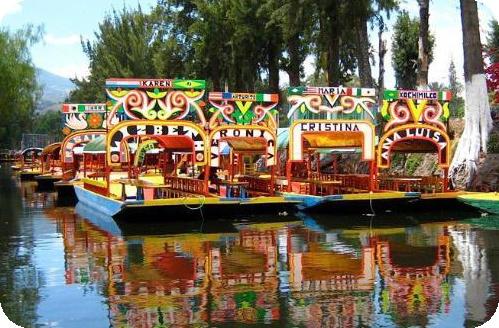 xochimilco zona embarcadero nuevo nativitas carretera xochimilco ...