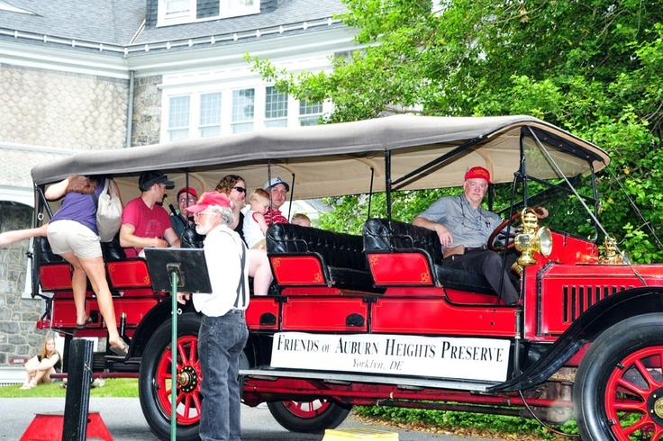 Marshall Steam Station Tours