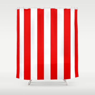 red white striped shower curtain. Holidaze Stripe Red White Vertical Shower Curtain 42 best Black and Striped images on Pinterest