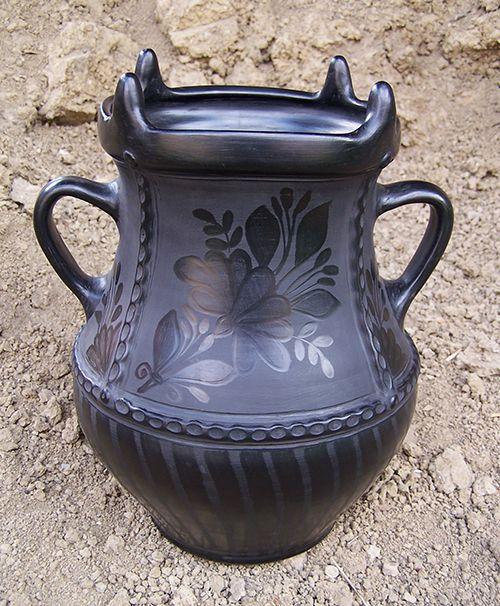 Fekete kerámia - Nádudvar
