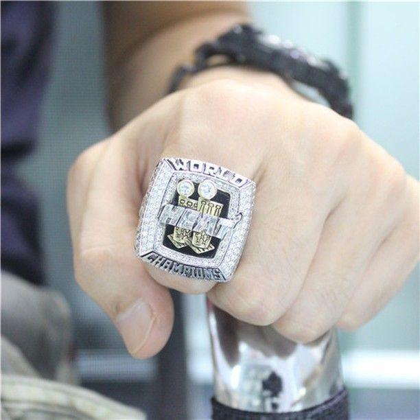 Miami Heat NBA 2013 Basketball Championship Ring