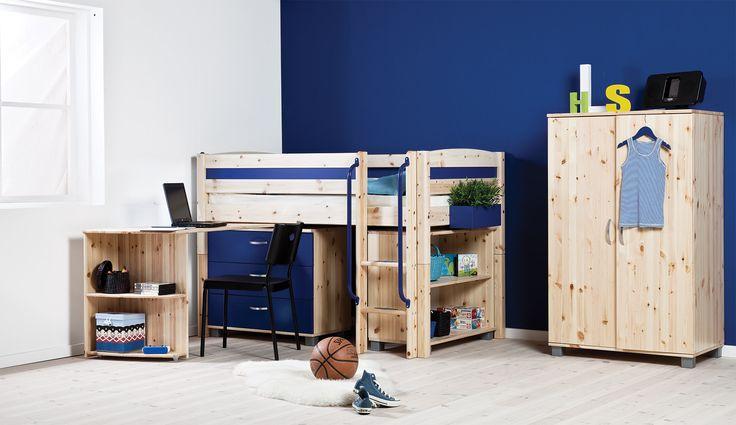 Thuka Trendy 2 - Shorty Cabin Bed