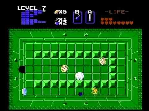 The Legend of Zelda NES - SPEED RUN (34:36) - YouTube