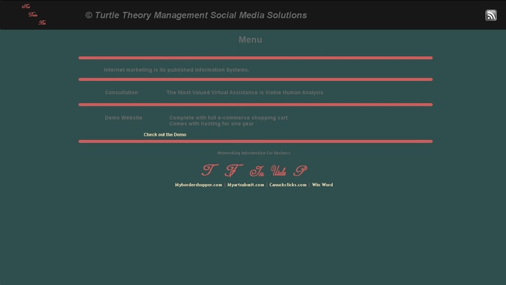 Turtle Theory Management http://netdatabiz.com